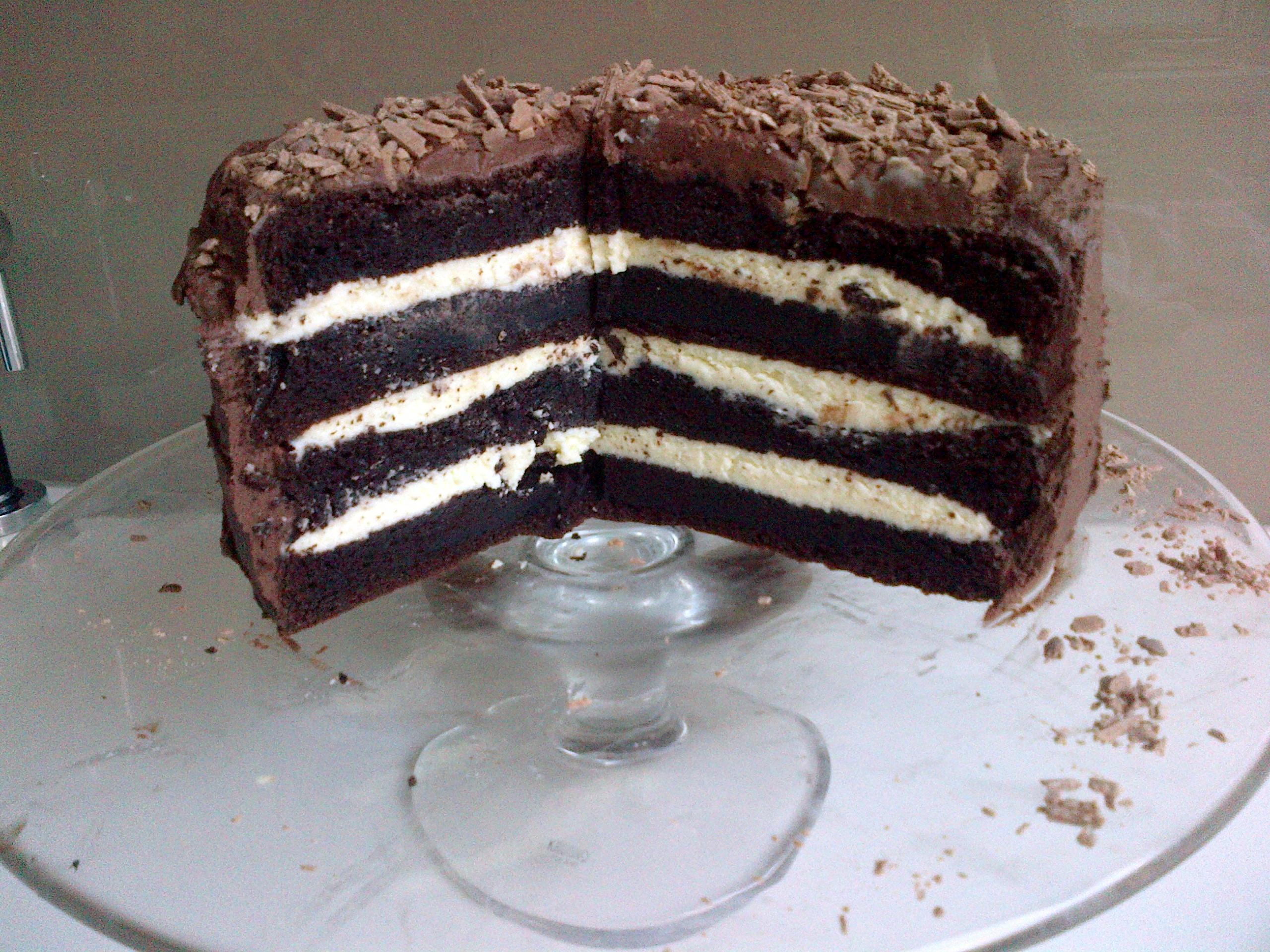 Ricotta Icing Recipe Chocolate Cake