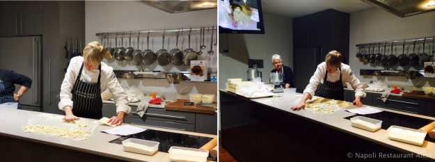 Pastry class with Lorraine Godsmark @ Accoutrement