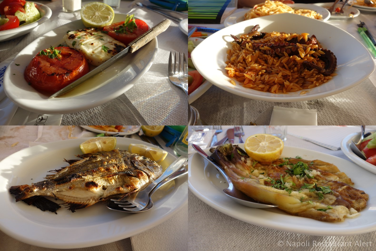Paros greece part 1 the napoli alert for Antenne 2 telematin cuisine