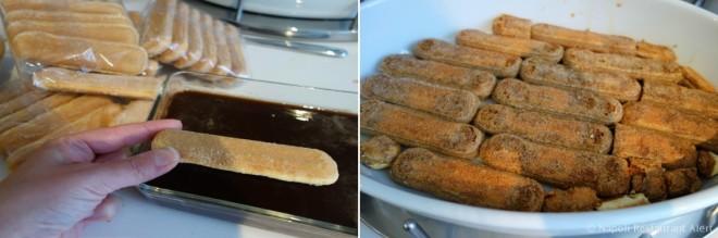 Today's cake - classic tiramisu