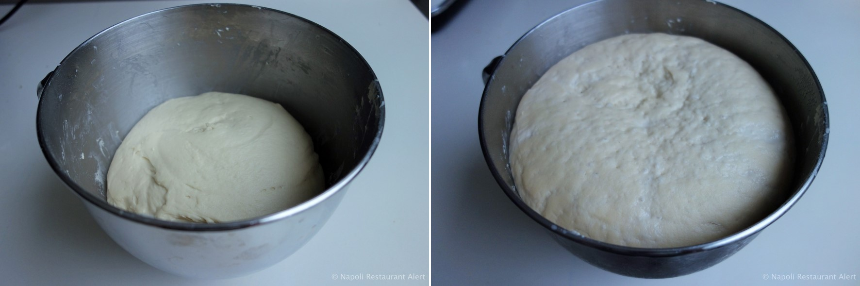 Neverfail pizza dough | The Napoli Alert