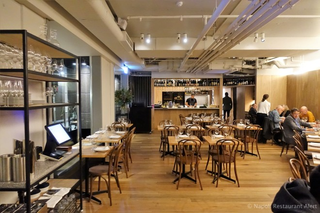 Bacco Italian Restaurant Sydney